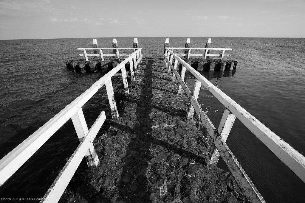 Netherlands - Afsluitdijk